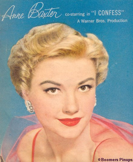 © boomers pinups work product - anne baxter