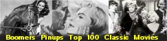 Top 100 Movies at Boomers Pinups