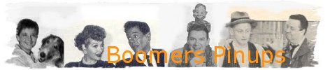 © work product - boomers pinups