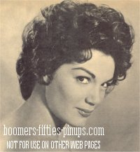 © boomers pinups work product - connie francis picture