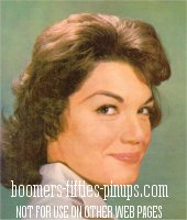 © boomers pinups work product - connie francis pic