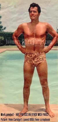 swimsuit pic, actor john derek