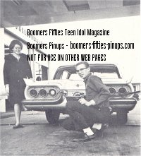 Fifties cars and cars of 1950's teenagers1950s Cars For Teenagers
