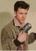 © boomers pinups - ricky nelson photo