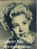 © boomers pinups work product - sandra dee picture