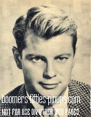 © boomers pinups work product - troy donahue picture